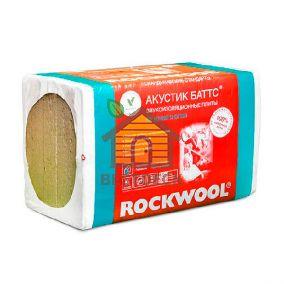 Rockwoll акустик баттс 1000х600х50 мм (10 шт)