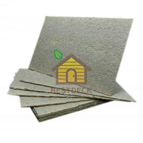 Базальтовый картон термоизоляционный 1250х600х5 мм. Плотность 44-80 кг/м3