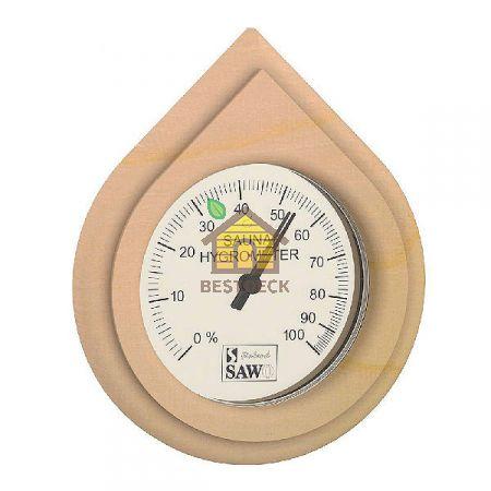 Гигрометр SAWO 240-HP из сосны