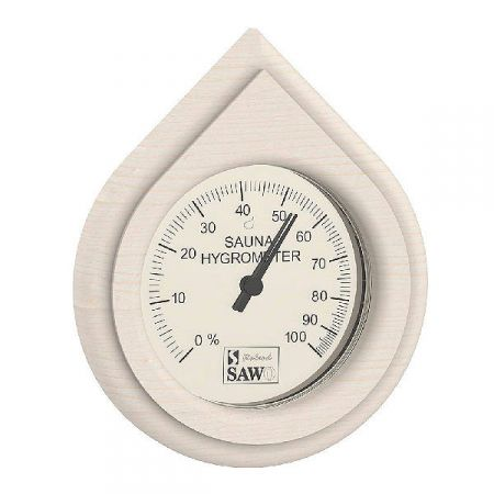 Гигрометр SAWO 240-HA из осины