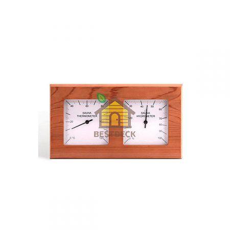 Термогигрометр SAWO 224-THD из канадского кедра