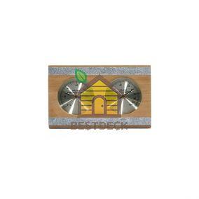 Термогигрометр SAWO 282-THRD из канадского кедра