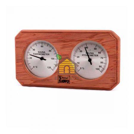 Термогигрометр SAWO 221-THD из канадского кедра