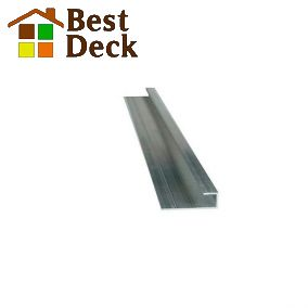 Профиль стартовый Goodeck для фасадной доски 9x30x3000 мм