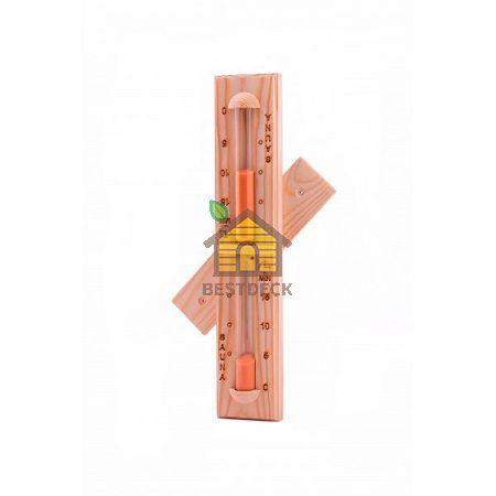 Песочные часы из сосны 550-P для сауны