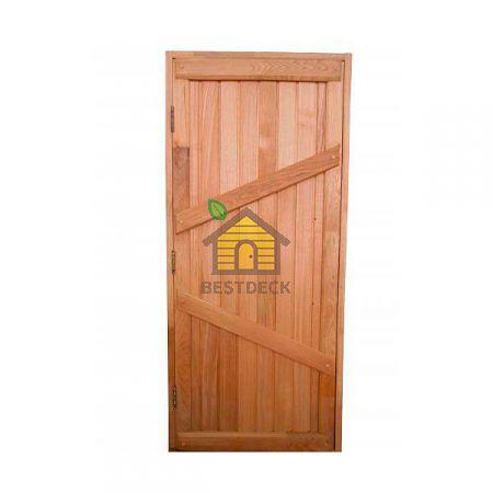 Дверь для бани дуб