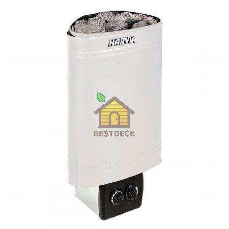 Электрическая печь для сауны Harvia Delta D 36 Steel
