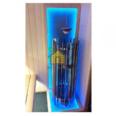 Декоративное панно с подсветкой Элегия, 1565х565 мм