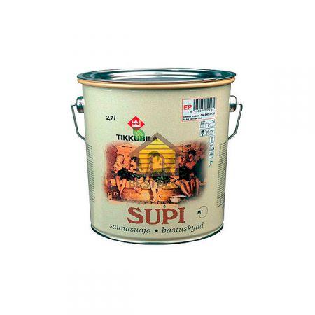 Пропитка для стен Tikkurila Supi 2,7 л