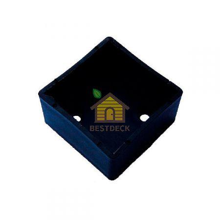 Крепеж 50х50 для балясин из пластика