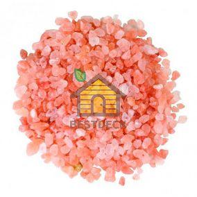 Крошка из гималайской соли, от 2 до 5 мм