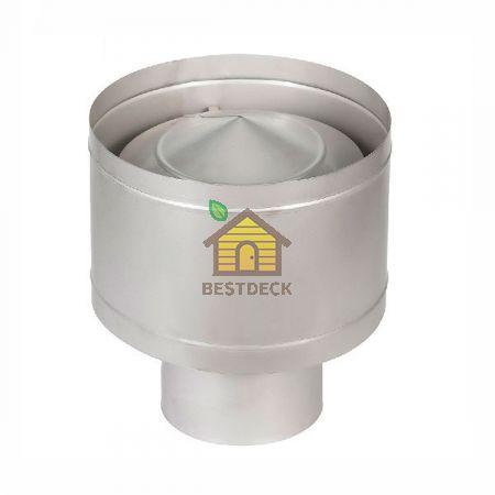 Дефлектор одноконтурный для дымохода