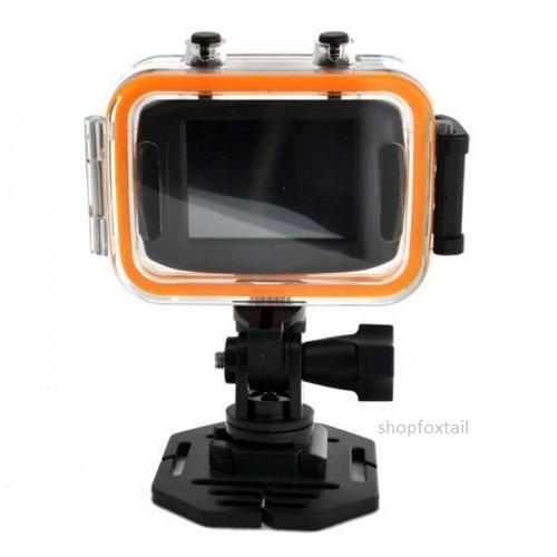 Экшн камера сенсорная G260