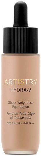 Artistry Hydra-V™ Лёгкая увлажняющая тональная основа с солнцезащитным фильтром SPF 15 7 оттенков