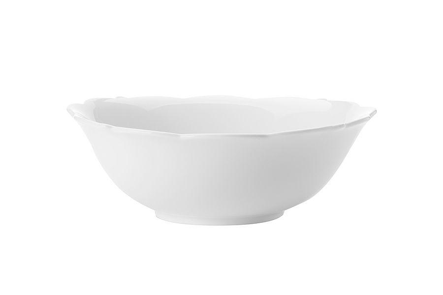 "Салатник ""Белая роза"" без инд.упаковки, 17.5 см"