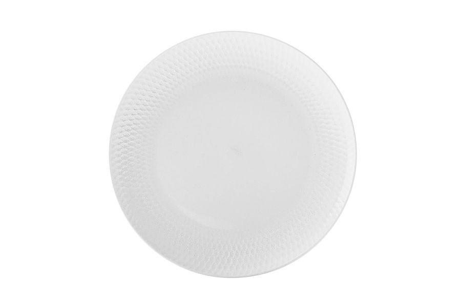 "Тарелка закусочная ""Даймонд"" без инд.упаковки, 18 см"