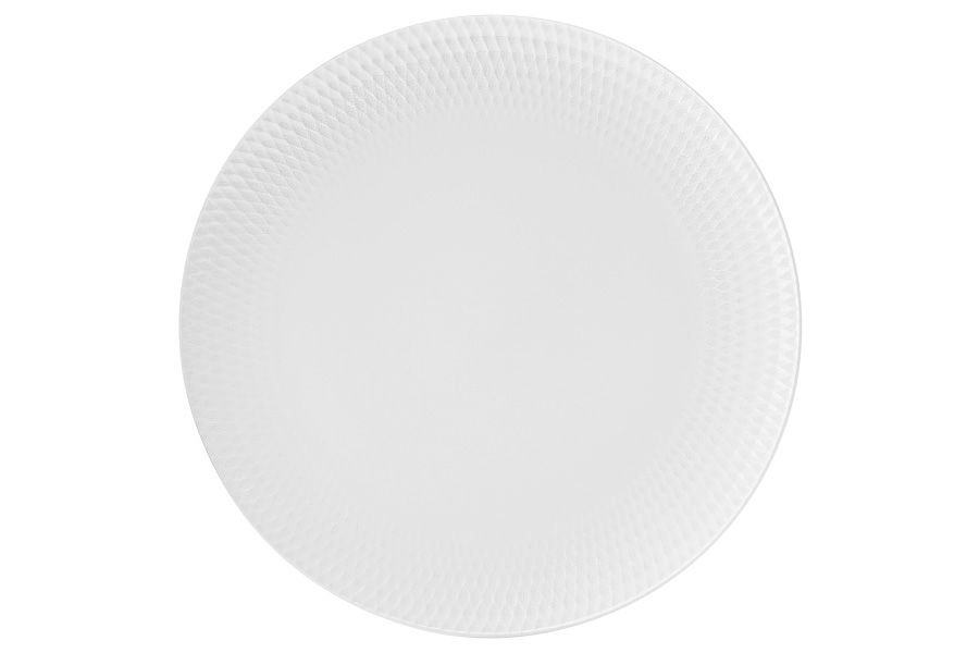 "Тарелка обеденная ""Даймонд"" без инд.упаковки, 27 см"