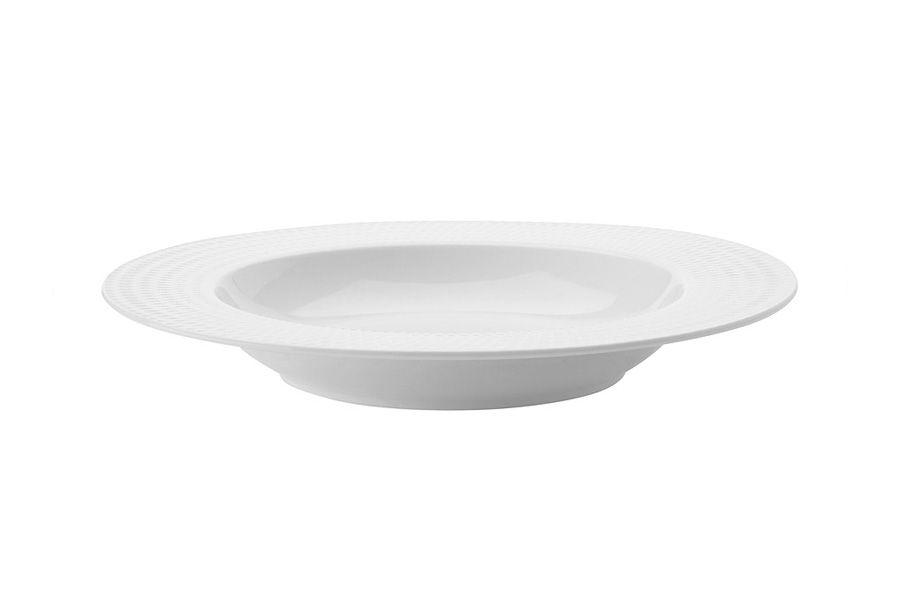 """Тарелка суповая """"Даймонд"""" без инд.упаковки, 22.5 см"""