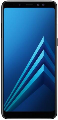 Samsung Galaxy A8 2018 (черный)