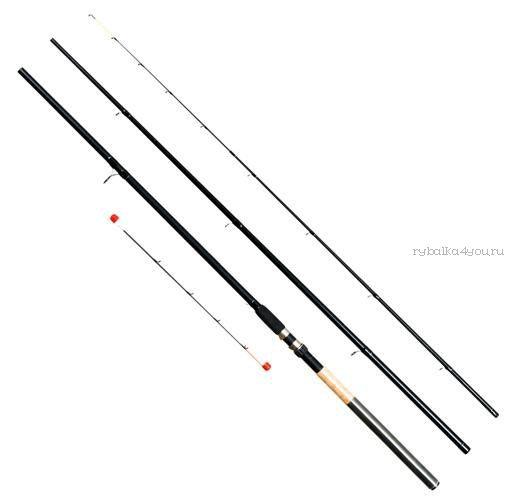Купить Удилище фидерное Kaida Spirado 3,3м / тест 60-150 гр арт: 302-300