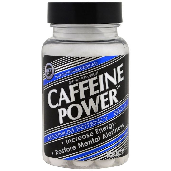Hi Tech Caffeine Power