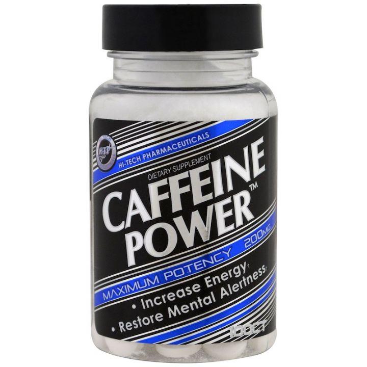 Hi Tech Caffeine Power