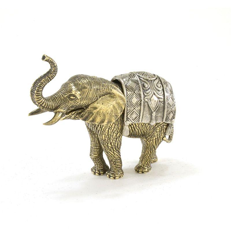"Статуэтка-шкатулка ""Слон. Большой"""