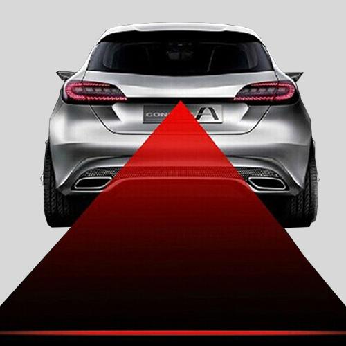 Задний противотуманный лазер  Car Laser Fog Lamp