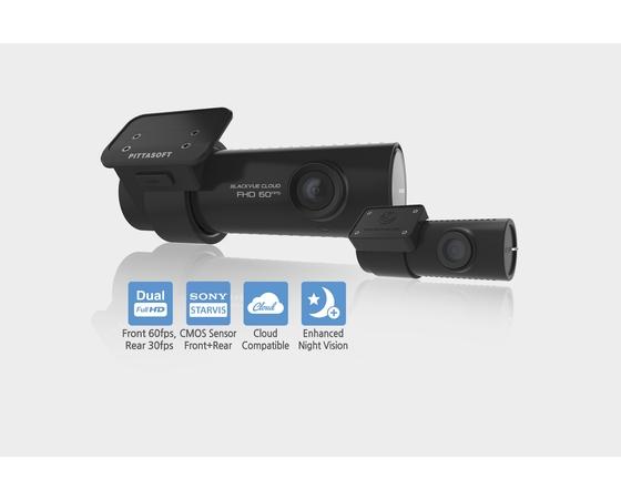 BlackVue DR750S-2CH видеорегистратор.