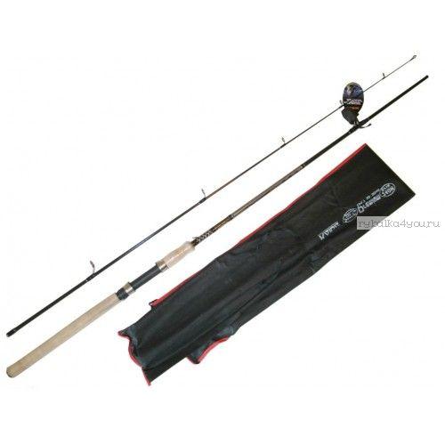 Купить Спиннинг Kaida Premium 2,7м / тест 10-30 гр /арт: 102-1030-270