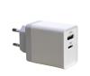 Зарядное устройство KONSMART USB + Type-C (PD)
