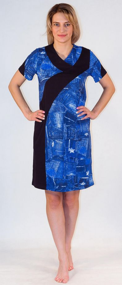 Платье женское Тамара Efri-St141 (хлопок)