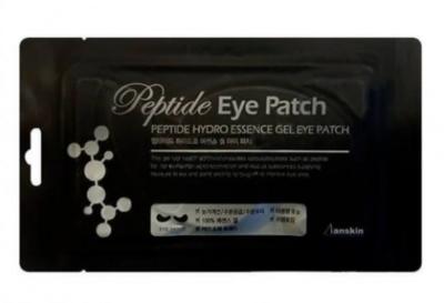 Патчи для глаз с пептидами Anskin Peptide Hydro Essence Gel Eye Patch 8g