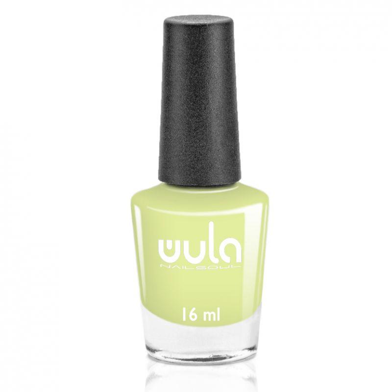 """WULA nailsoul Лак для ногтей, тон 43 """"Нежно-зеленый"""""""