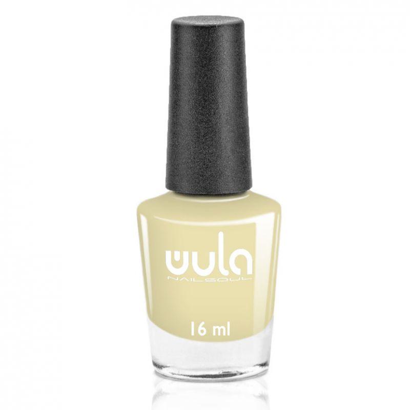 """WULA nailsoul Лак для ногтей, тон 70 """"Пастельно-желтый"""""""