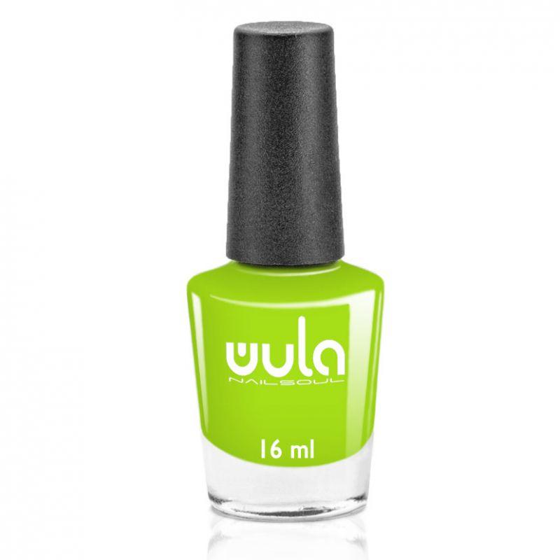 """WULA nailsoul Лак для ногтей, тон 73 """"Салатовый"""""""