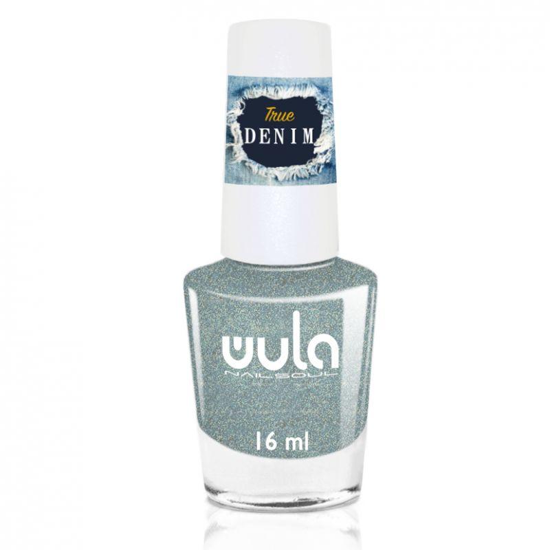WULA nailsoul Лак для ногтей True denim, тон 904