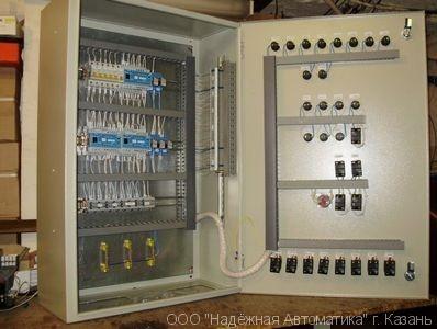 Шкаф управления фрамугами - 13 фрамуг