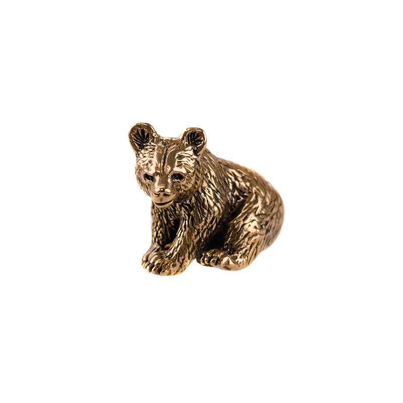 "Статуэтка ""Сидящий медвежонок"""