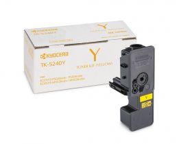 Тонер-картридж Kyocera TK-5240Y желтый