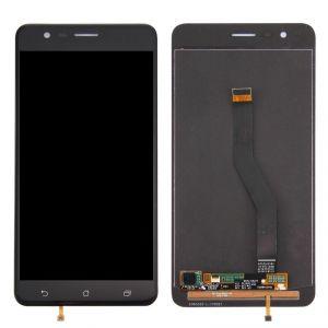 LCD (Дисплей) Asus ZE553KL ZenFone 3 Zoom (в сборе с тачскрином) (black)