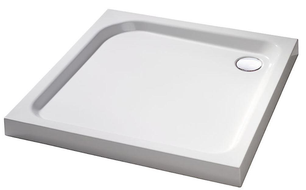 Душевой поддон Huppe Verano с формованной передней панелью 23501 ФОТО
