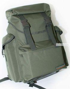 Рюкзак для рыбалки Fisherman/ Артикул: ФС02 (объем основного отделения 27л, объем карманов 8л)