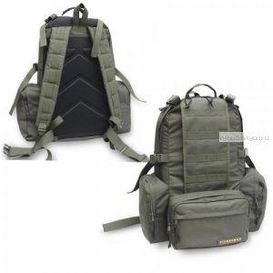 Рюкзак для рыбалки Fisherman/ Артикул: ФС04 (объём основного отделения 24л, объём карманов 11л)