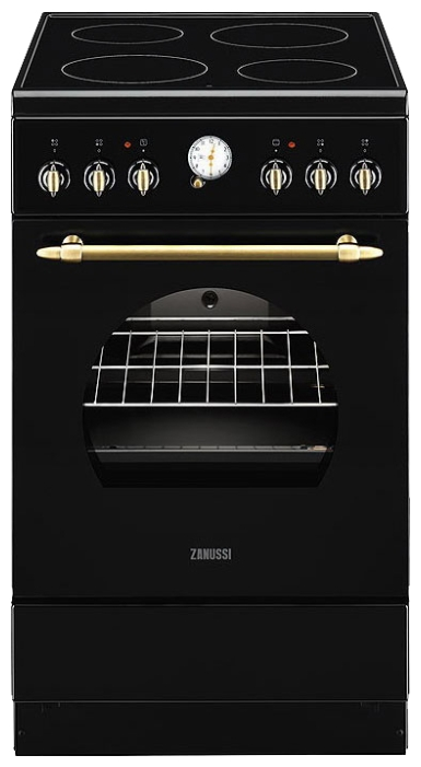 Электрическая плита Zanussi ZCV 562 MN