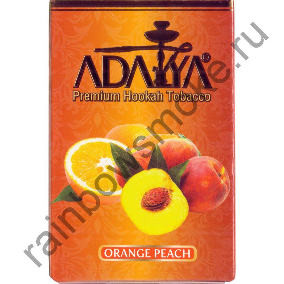 Adalya 50 гр - Orange Peach (Апельсин и Персик)