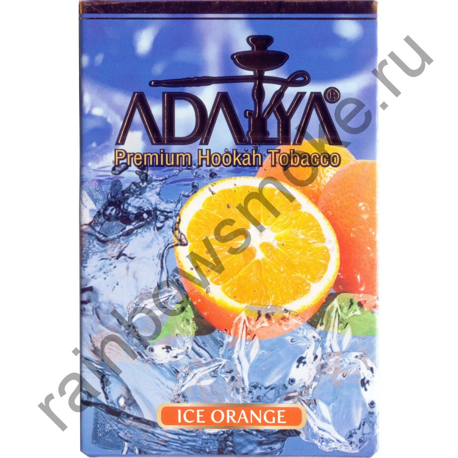 Adalya 50 гр - Ice Orange (Ледяной Апельсин)