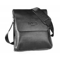 Кожаная мужская сумка Polo (К)