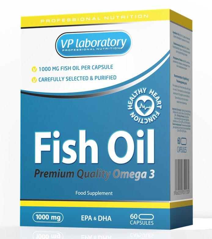 Fish Oil 1000мг (60 капс.)
