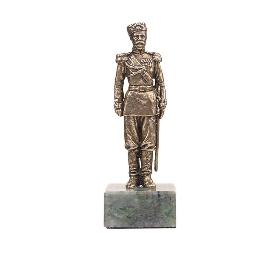 """Статуэтка """"Николай II"""" на подставке"""